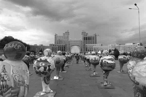 Creative Industries in Kazachstan: Artificial Imagination?